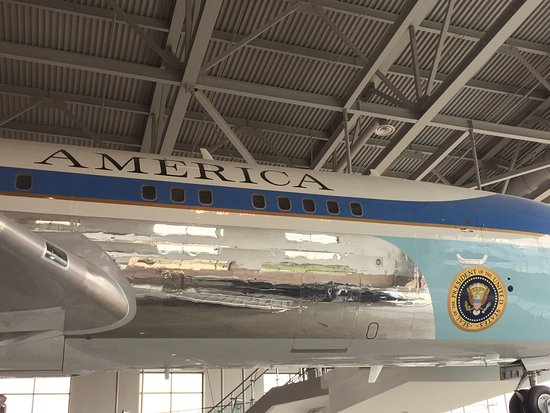 Simi Valley, CA: Air Force One