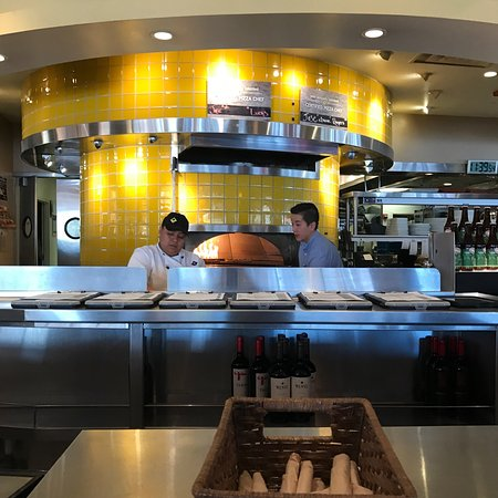 California Pizza Kitchen Plymouth Meeting Restaurant Reviews