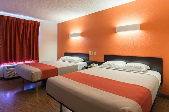 Motel 6 Arkadelphia: Guest Room
