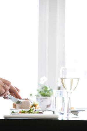 Martha meidell restaurant rosendal for 52 table view
