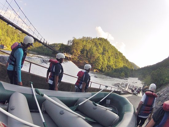 Ocoee, Τενεσί: WW Rafting - Can't wait to do it again!