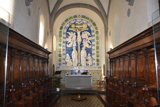 Chiusi della Verna, อิตาลี: Cappella delle Stimmate