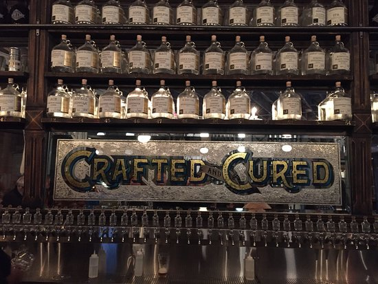 Photo of Bar Crafted and Cured at 531 Wayne Ave, Dayton, OH 45410, United States