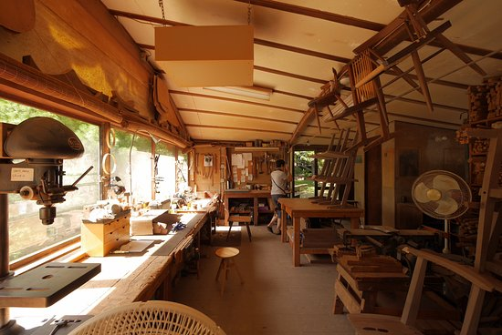 Woodworking Shop Picture Of Nakashima Woodworkers New Hope