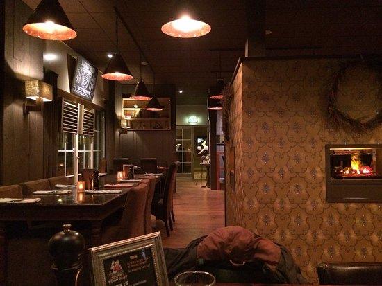 Hellendoorn, Paesi Bassi: Restaurant Tante Stoof