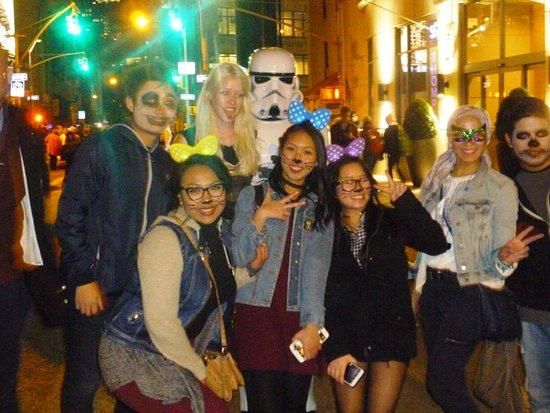 Transexuales en new york