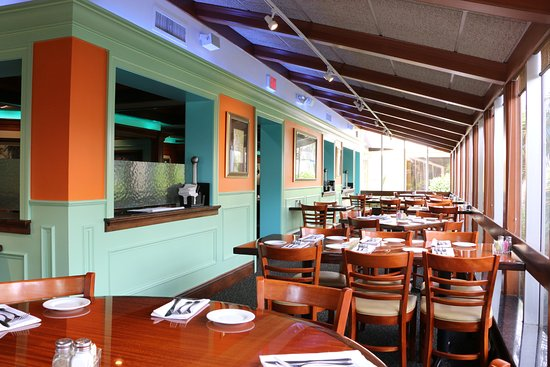 The green house picture of prawnbroker restaurant and for Fish restaurant fort myers
