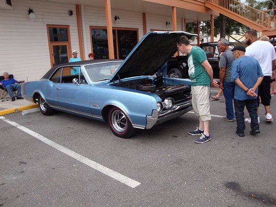 Classic Car Show Old Town Picture Of Old Town Kissimmee - Kissimmee car show saturday