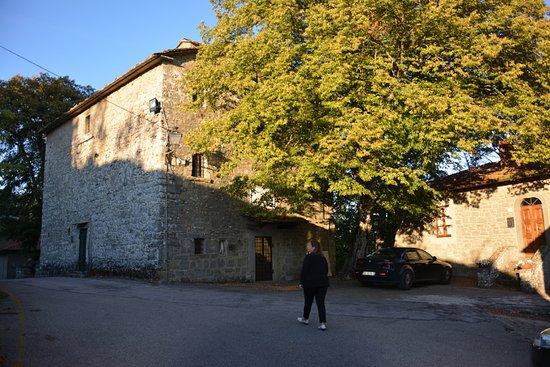 Chiusi della Verna, Italy: Podesteria di Michelangelo