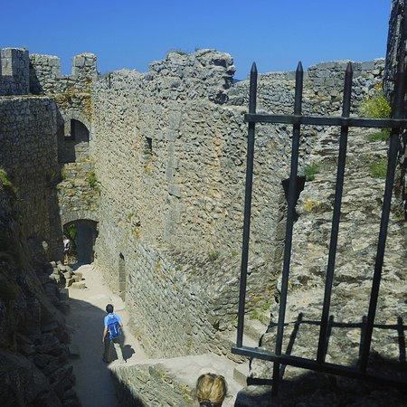 Duilhac-sous-Peyrepertuse, Francia: Het kasteel