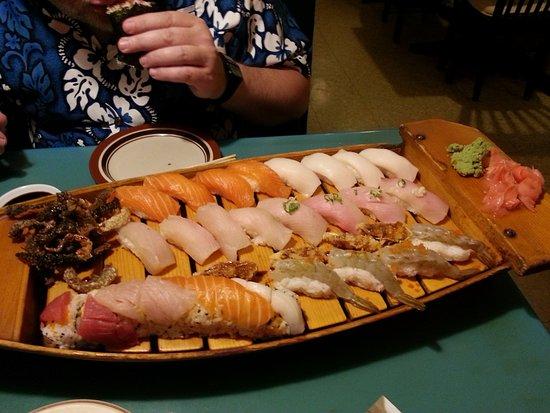 Sushi Nami Japansk Restaurant, Kiey Largo - Restauranter-3031