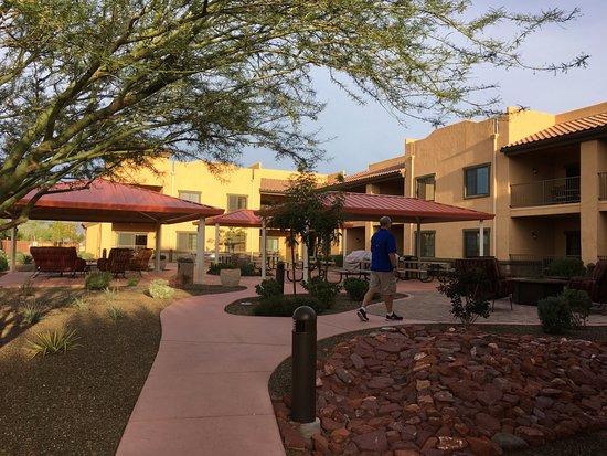 Cornville, Arizona: Grounds