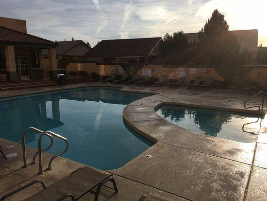 Cornville, AZ: Pool area