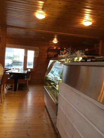 Olafsvik, Islandia: Hraun Restaurant
