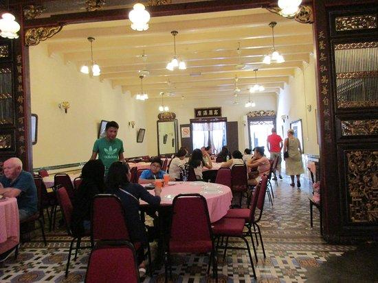 Peranakan House: Restaurant