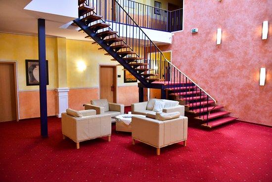 Ruhla, ألمانيا: Hotel Halle Sitzgarnitur