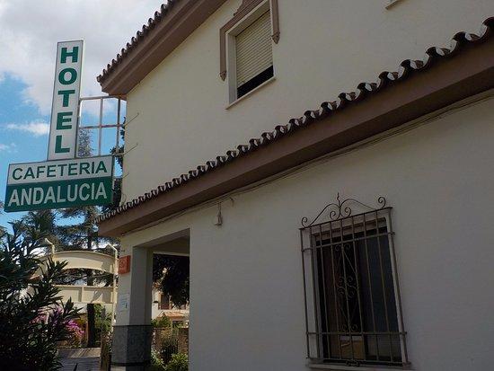 Hotel Andalucia: Внешний вид отеля