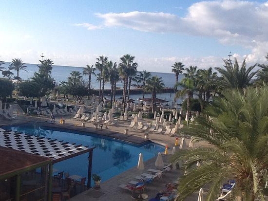 Louis Ledra Beach: View from Room 140