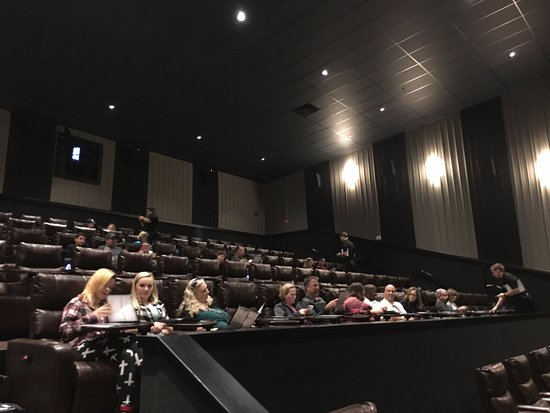 inside the theater picture of moviehouse eatery mckinney