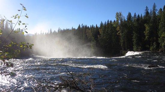 Wells Gray Provincial Park: wells gray park
