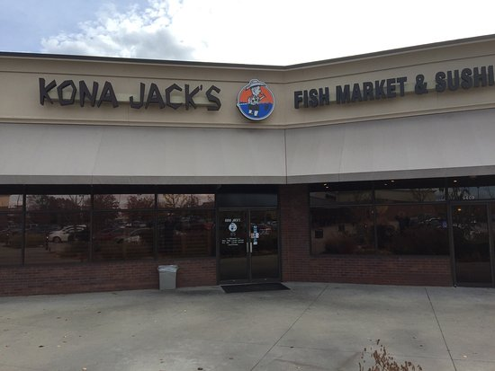 Picture of kona jack 39 s fish market for Fish market indianapolis