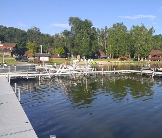 Hines, MN: Dock System