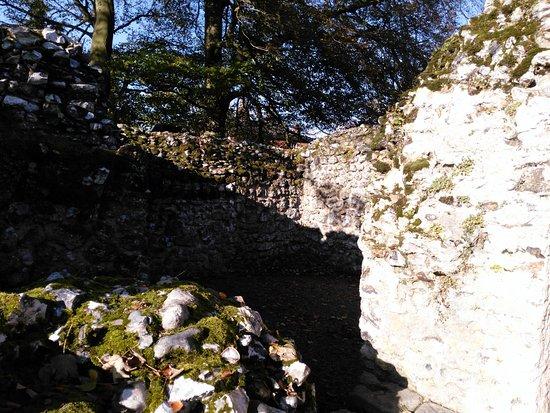 North Elmham Chapel ruins