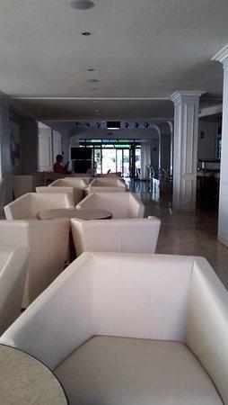 Smartline La Santa Maria: Bar und Lounge