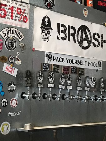 Brash Brewing