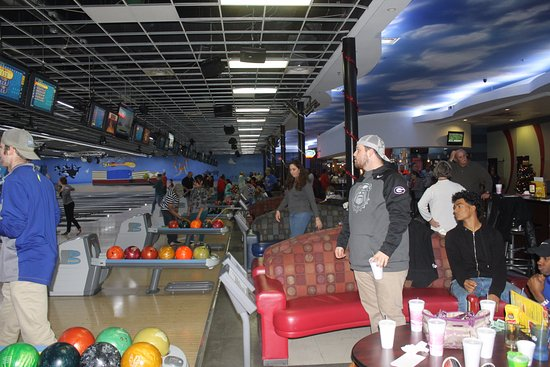 Stockbridge, GA: Bowling