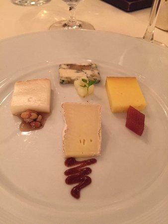 Everest: Regional cheese sampler