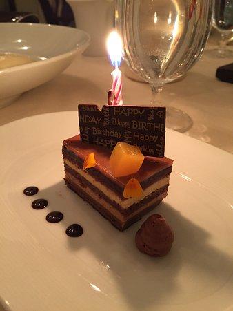Everest: Happy Birthday surprise!