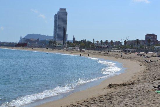 Nice ocean - Picture of Bogatell Beach, Barcelona - TripAdvisor