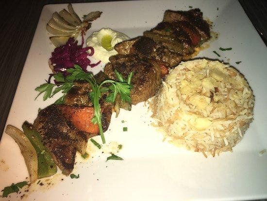 Hiba Restaurant Menu