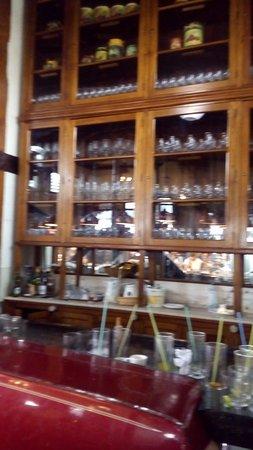 Restaurante Frei Damião Quinze: Bar