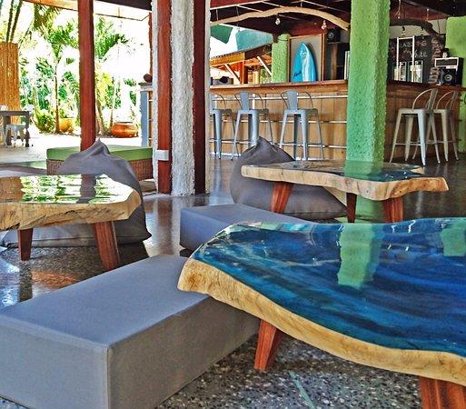 Playa Grande, Costa Rica: Lounge room