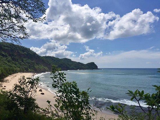 Tola, Nicaragua: Playa Escondida