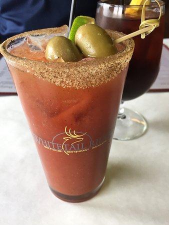 Wadena, MN: Bloody Mary