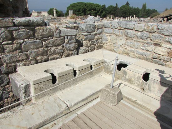 loo break... - Picture of Public Latrine, Selcuk - TripAdvisor