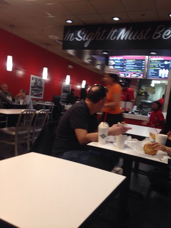 Princeton Junction, Nueva Jersey: New burger place in town