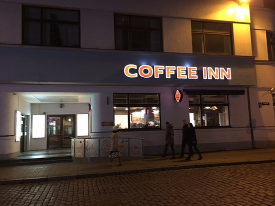 Coffee Inn: From the street