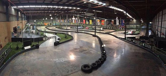 Chirnside Park, Australia: The Largest Indoor Track in Australia