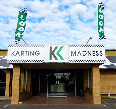 Chirnside Park, Australia: Karting Madness is the place to be!