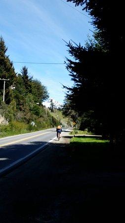 Cordillera Bike Rental & Tours: Biking the Circuito Chico from Cordillera Bikes