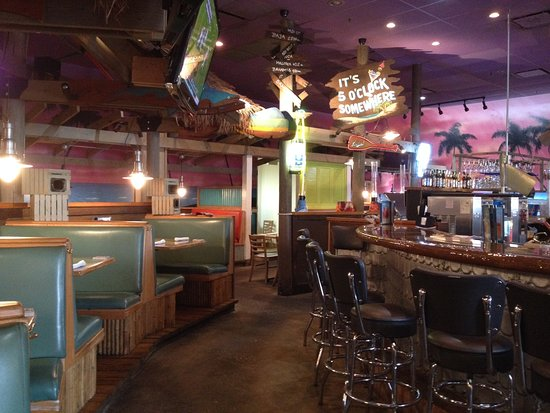 Pasadena, MD: seating and partial view of the bar