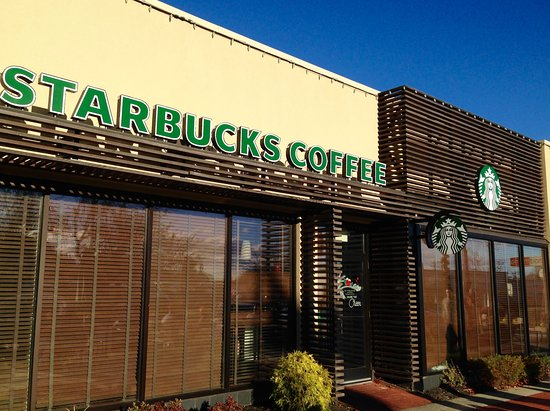 Starbucks Coffee Garden City Cranston Ri Picture Of