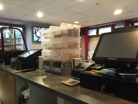 L entracte altkirch restaurant avis num ro de for Restaurant altkirch