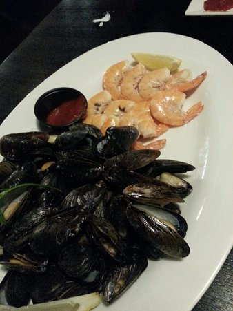 South Plainfield, Nueva Jersey: Seafood Steamer Plate