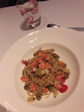 spasso restaurant at grand hyatt erawan food for the gods truely amazing dish