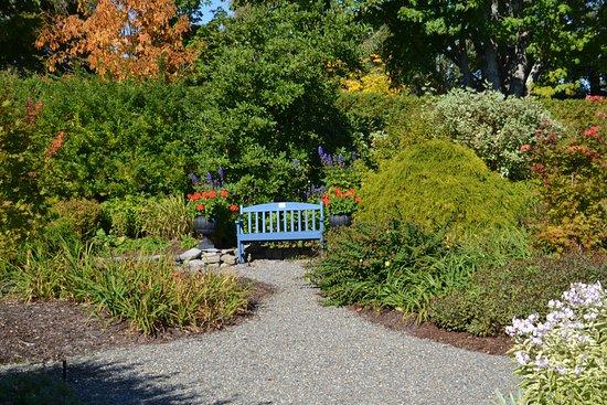 Saint Andrews, Canadá: garden